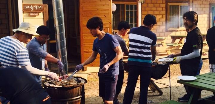 2015년도 가족사랑 농촌체험이 있었습니다.