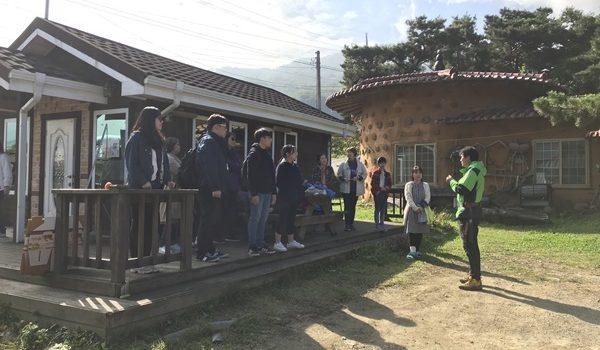전농경북도연맹 농촌체험 및 식생활교육 진행